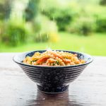 5-ingredient Cheese and Tomato Pasta