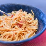 One-pot Spaghetti in under Ten Minutes