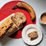5-Ingredient Vegan Banana Bread