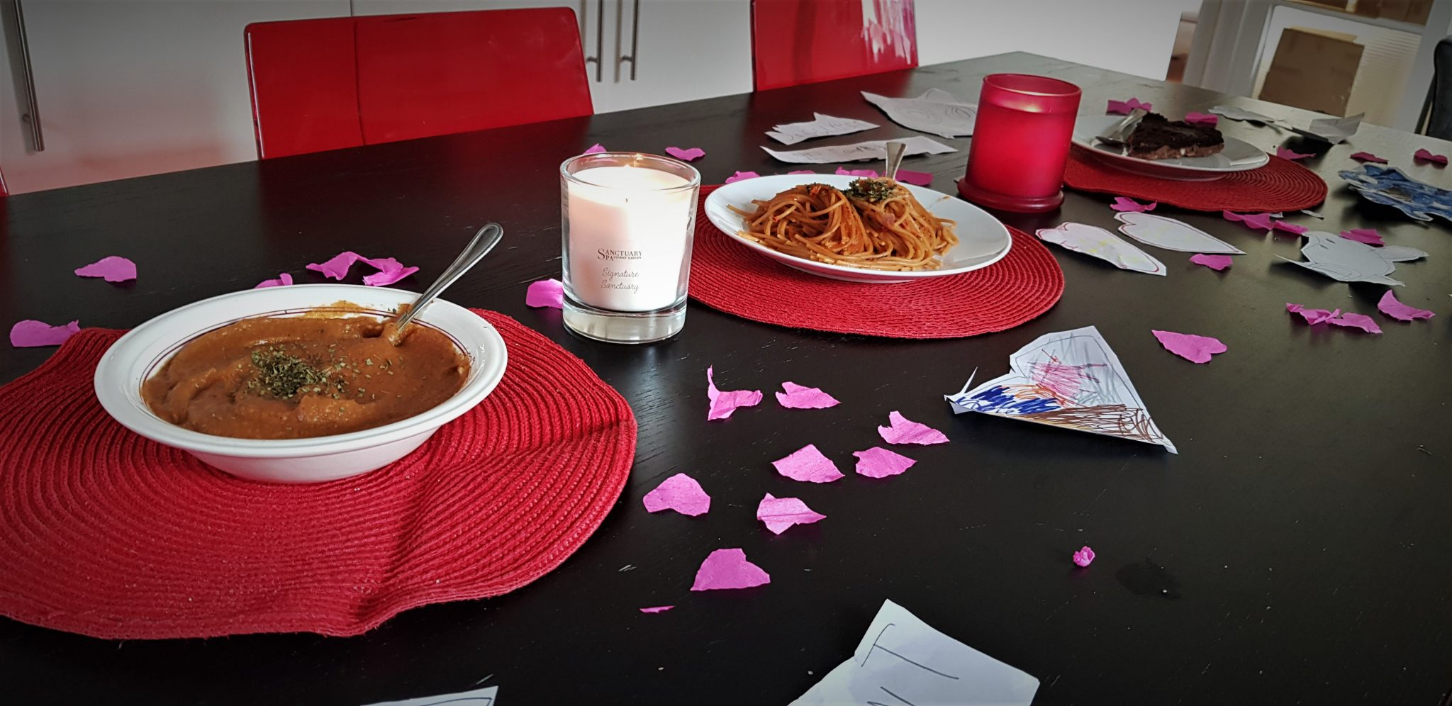 Valentines Day 3-Course Meal for a Tenner